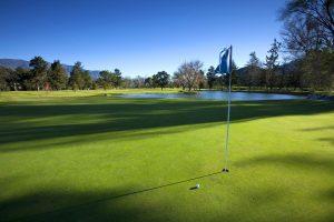 Golf League App